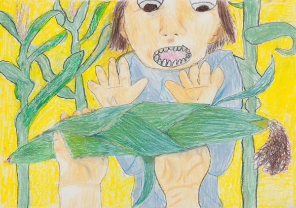 わたしの[ふる里自慢]絵画コンクール 文部科学省[子どもの居場所づくり]キャンペーン参加事業